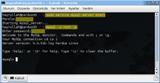 MySQL Komut Satırı